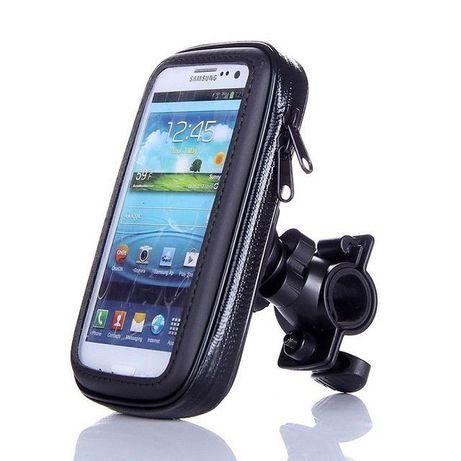 Водонепроницаемый чехол для телефона смартфона на руль велосипеда