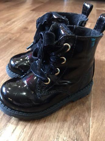 Ботінки ,черевики осінь-вечна h&m 20-21