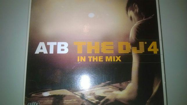 ATB the DJ'4 in the Mix cd .BDB stan.