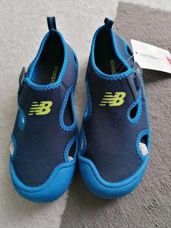 Buty letnie sandałki New Balance r. 31 nowe
