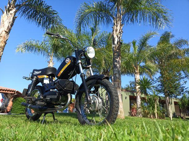 Famel Zundapp z3  motor 5V