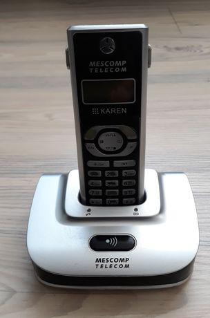 Telefon stacjonarny bezprzewodowy Mescomp Telecom KAREN