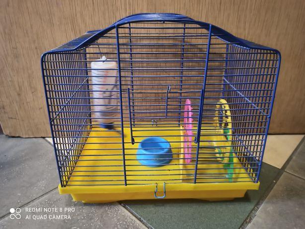 Klatka do chomila szczura