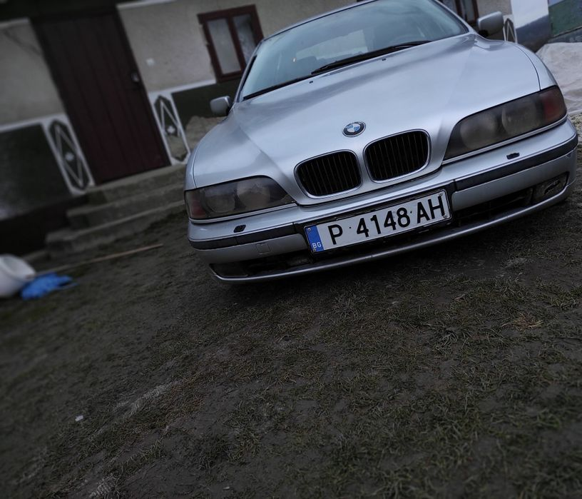 Продам BMW e39. Терміново!! Ржавинцы - изображение 1
