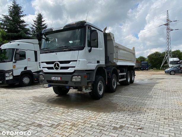 Mercedes-Benz MP3 4144, V6, 8x8,  Sprowadzony, 172000 km  Wywrotka Meiller , 8x8 .