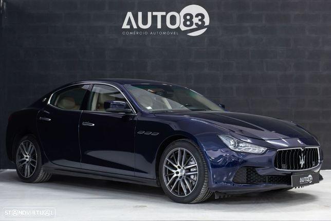 Maserati Ghibli 3.0 V6