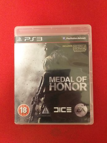 Medal of Honor i Frontline 2 gry PS3