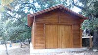 abrigo de jardim - Madeira&Conforto