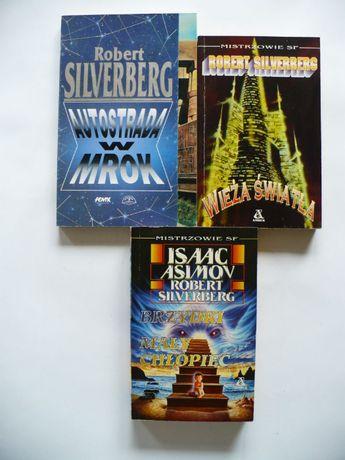 Silverberg x 3 Wieża światła, Autostrada w mrok, Brzydki mały chłopiec
