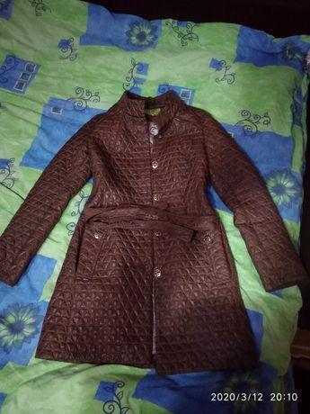 Пальто плащ куртка