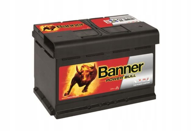 Akumulator Banner Power Bull 12V 74Ah 680A P7412 Akumulatory Zgierz