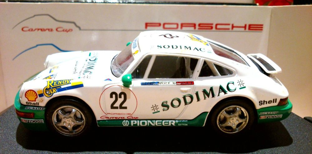 Porsche 911 CARRERA CUP #22 SODIMA, Vitesse skala 1:43 Bielsko-Biała - image 1