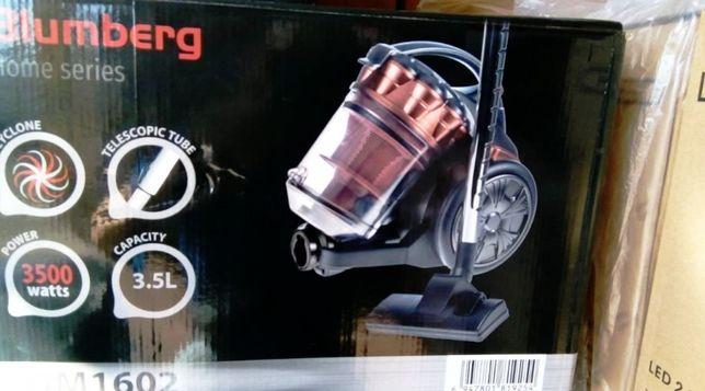 Blumberg DM-1602 Без мешковой пылесос НЕРА фильтр