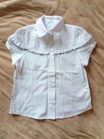 Блуза, блузка, рубашка на рост 116 см. 6-7 лет.