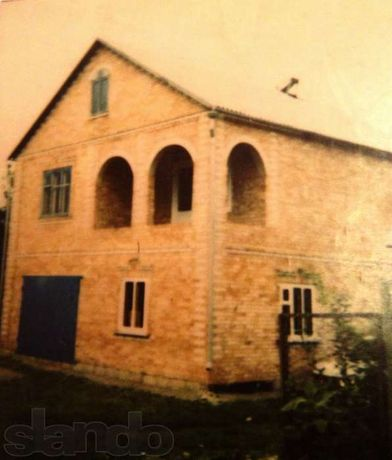 Продается недостроенный 2-х этажный дом в п Никольское Донецкой обл