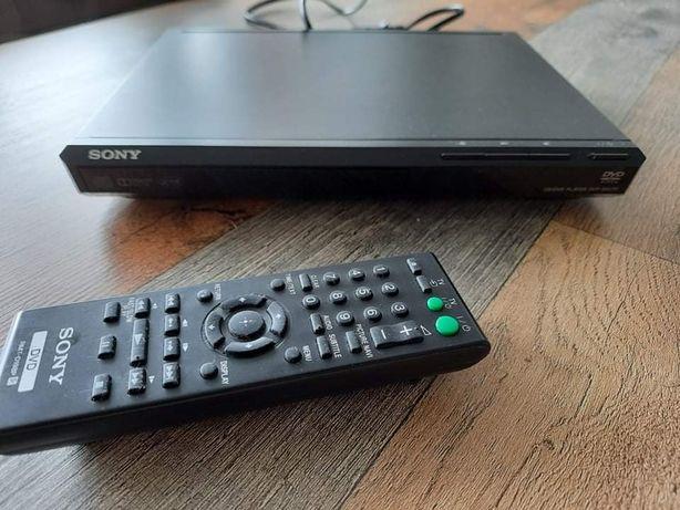 Sony odtwarzacz DVD DVP-SR170 + pilot