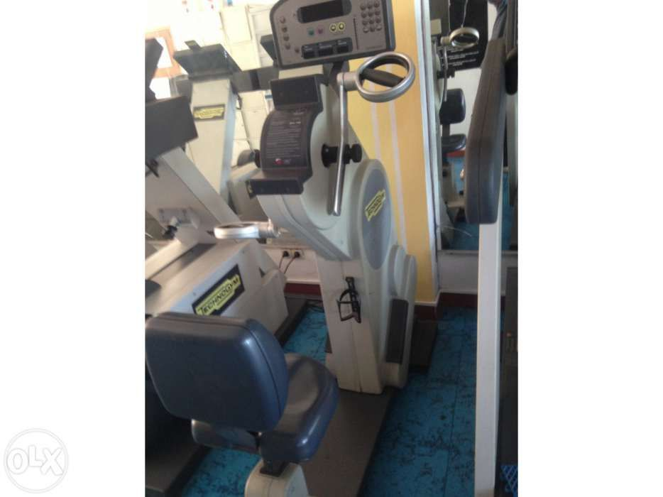 Lote 7 Technogym- máquinas Cardio Fitness Ribeira De Nisa E Carreiras - imagem 1