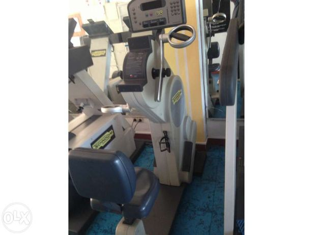 Lote 7 Technogym- máquinas Cardio Fitness