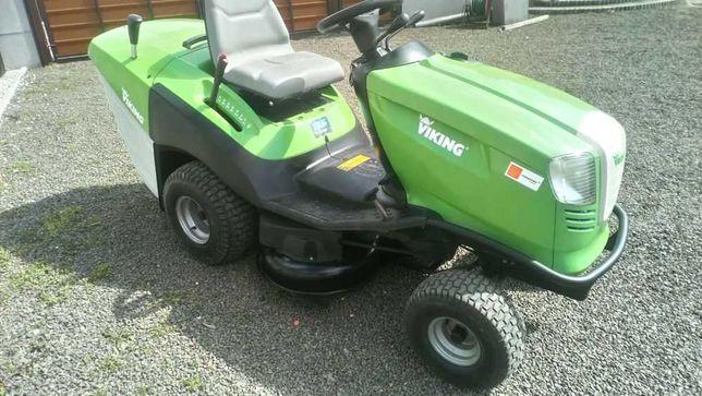 Viking T5 traktorek kosiarka B&S INTEK 13,5 KM HYDRO kosz