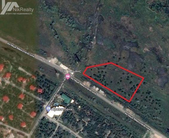 Коблево, продажа участка, 1 гектар