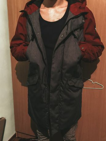 Зимняя куртка (парка) Staff.