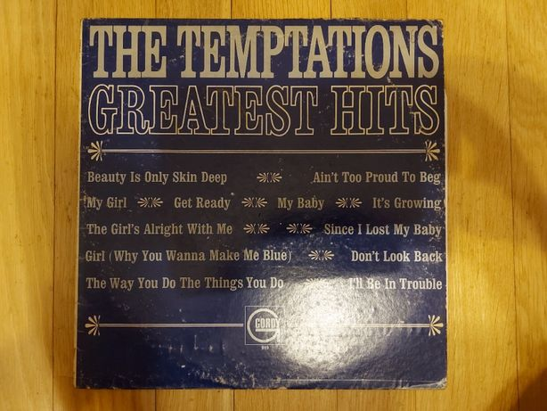 The Temptations, Greatest Hits, USA, dst++