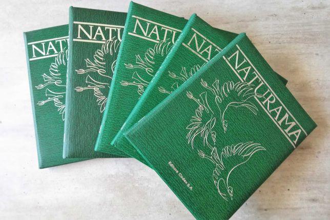 Revista de Época . Mundo Animal. 5 volumes. 1965