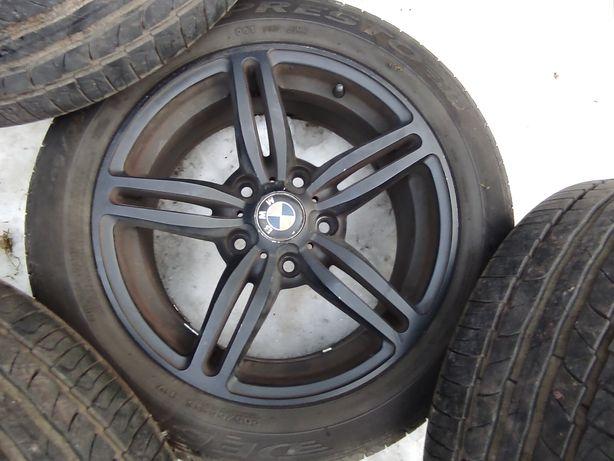 Felgi z oponami z BMW E46 5x120 Opony letnie 205/55/r16