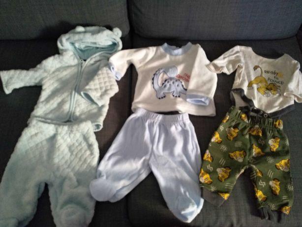 Roupa menino bébé 0-3 meses