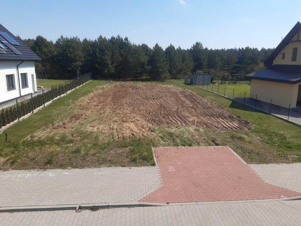 Działka budowlana w miejscowości Wałycz - 800 m2
