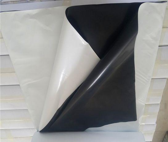 Folia kiszonkarska 12x33m/FOLIE czarno-białe na pryzmy, rozciągliwe