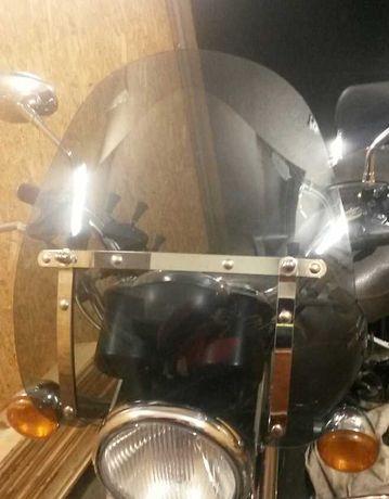 Szyba motocyklowa choper