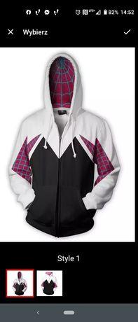 Bluza Spider girl roz M