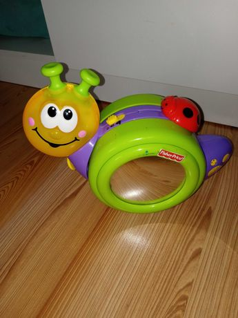 Slimak fisher price