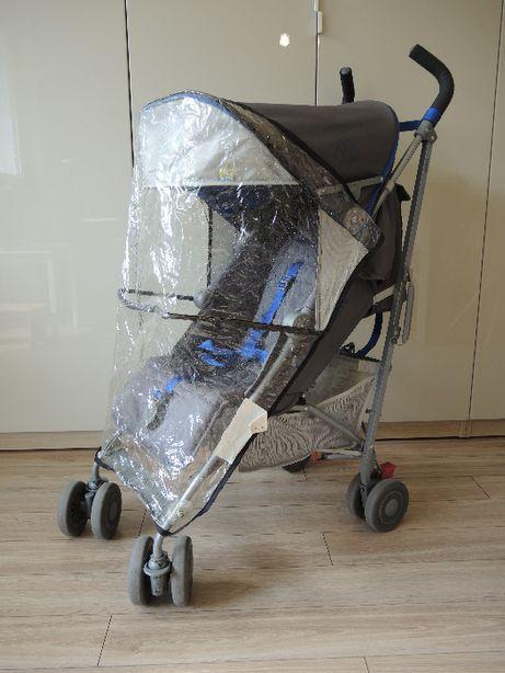 Wózek parasolka spacerówka Maclaren Quest Gwarancja, Mclaren Techno