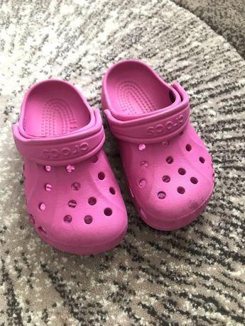 Crocs сабо (кроксы) оригинал с8-9