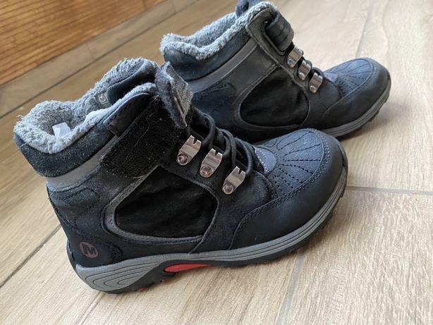 Зимние ботинки мерелл