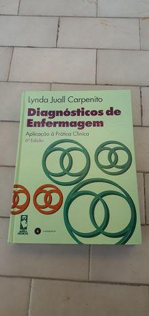 Diagnósticos de Enfermagem- Aplicação à prática clínica de Carpenito