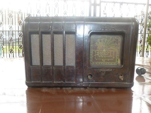 Radio Stare Pionier Lampowe