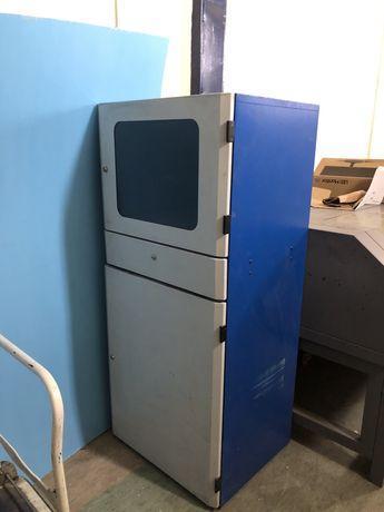 Szafa na komputer przemyslowy, komputer cnc