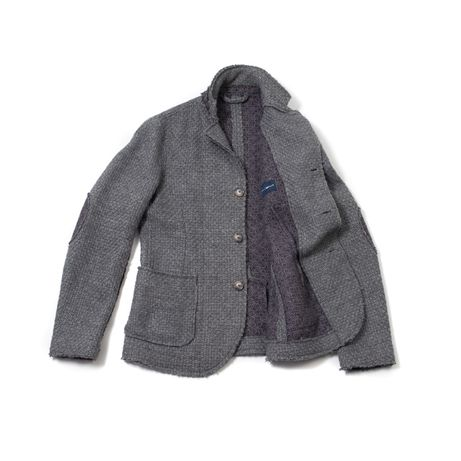 Gas spitz blazer мужская куртка с плотной вязки Hugo Boss armani