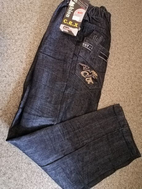Новые джинсы р. 152-158