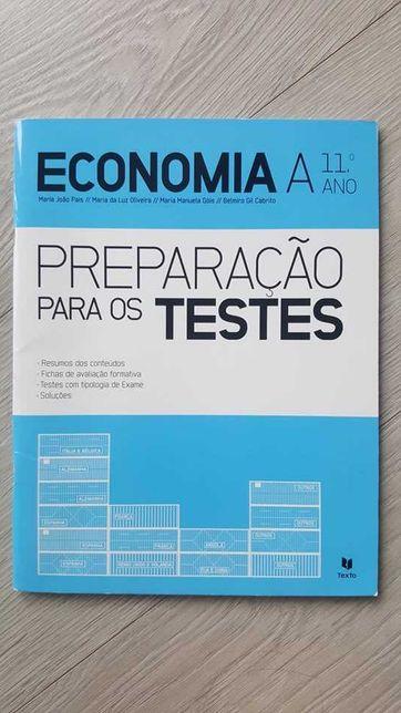 Economia A - Preparação para os Exames