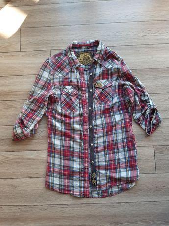 Koszula, bluzka koszulowa superdry