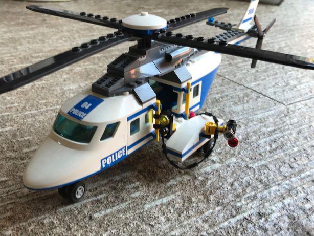 LEGO CITY 3658 - Helikopter Policja
