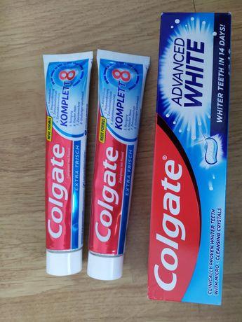 Zestaw past do zębów Colgate