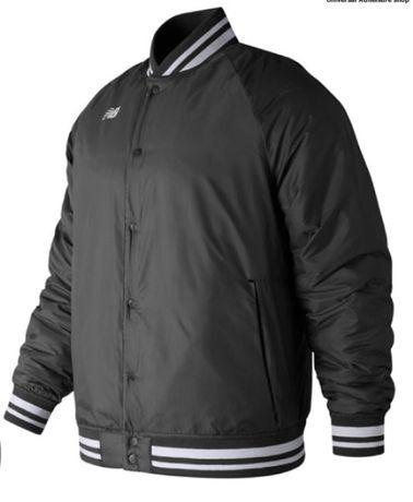 SALE! Куртка бомбер осень зима New Balance оригинал USA жакет jacket