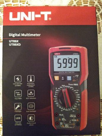 Цифровий мультиметр uni-t  ut89xd