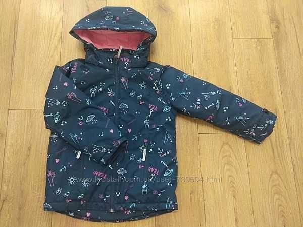 Зимняя курточка H&M 7-8 лет