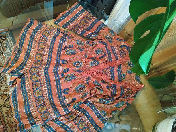 Zara комбинезон -шорты